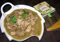 W Mojej Kuchni Lubię.. : gulasz z karkówki z garam masala...