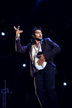 Joaquin Grilo, spanish flamenco dancer