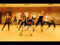 """CRAZY LOVE"" by Mara - Dance Fitness Workout Valeo Club"