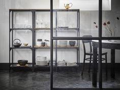 FJÄLLBO collectie | IKEA IKEAnederland IKEAnl opbergen woonkamer industrieel stoer design trendy praktisch kast keuken design
