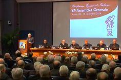 Assemblea Generale CEI dal 10 al 13 Novembre 2014