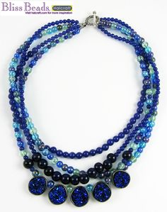 Sparkling Waters Necklace