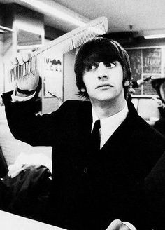 Ringo Starr, what a character