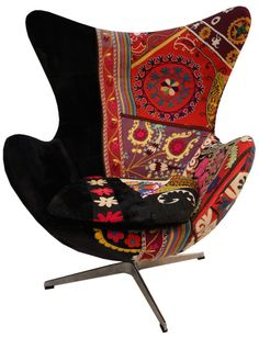 Xalcharo Collection – Ecko Chair