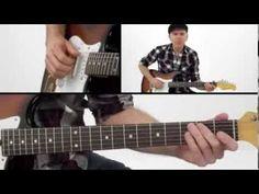 30 Blues Grooves - #3 Smokin' Stack - Guitar Lesson - Jeff McErlain