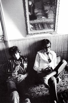 Swingeing London 67 and the Redlands Drug Bust - Keith Richards and Robert Fraser (Doctor Robert of the Beatles song), Morocco 1966