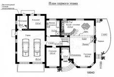 Проект дома «КЕДР-4»