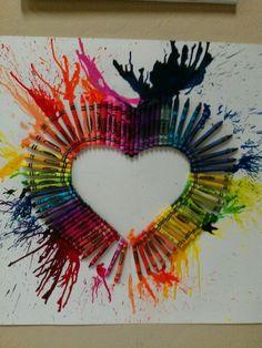 The art of crayola