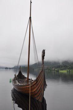 Vikings' ship by Dracona666STOCK on deviantART