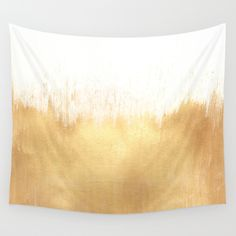 Bathroom Design Ideas: Brushed Gold Wall Tapestry by Caitlin Workman My New Room, My Room, Dorm Room, Just In Case, Just For You, Bedroom Decor, Wall Decor, Master Bedroom, Dorm Life