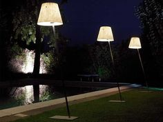 Illuminate the outdoors with these lighting ideas from Antonangeli. A private courtyard or garden can take on an air of intimacy and beauty with the right lighting and furniture....