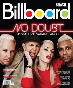 No Doubt- Billboard Brasil