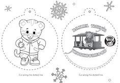 PBS KIDS Holiday Coloring Pages & Printables . Happy Holidays . PBS Parents   PBS