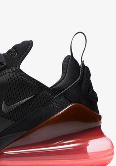 more photos 0628a 6d939  nike  sneakers Air Max 270 Black Volt