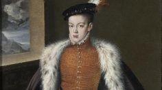 El heredero a la Monarquía Hispánica fue prendido en enero de 1568 acusado de conspirar contra su padre. A causa de una arriesgada trepanación cuando era adolescente, el príncipe sufrió graves daños cerebrales y desarrolló un carácter muy agresivo