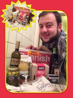 Osman Akkurt @osman0fficial  ganador del último sorteo de www.spanishonlinefood.com nos envía esta foto del premio ¡Disfrútalo!   The winner of our last giveaway sent us this photo. Enjoy it! Der Gewinner unseres letzten Werbegeschenk schickte uns dieses Foto. Genießen Sie es! Le gagnant de notre dernier cadeau nous a envoyé cette photo. Profitez-en! #Sof #ComidaEspañola #España #SpanishFood #Spain #GiveAway #Spanien #SpanischesEssen #Espagne #NourritureEspagnole #Gourmet #Yummy #Food…