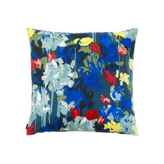 Envelope Pillow in Painted Floral - Kate Spade Saturday