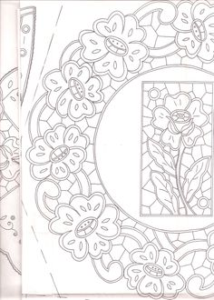 Border Embroidery Designs, Cutwork Embroidery, Floral Embroidery Patterns, Vintage Embroidery, Embroidery Stitches, Machine Embroidery, Bordado Popular, Advanced Embroidery, Whole Cloth Quilts