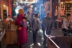 Streets of Marrakech, Morocco Photo by Dan Mirica — National Geographic Your Shot Peace Pictures, Marrakech Morocco, National Geographic Photos, Amazing Photography, Dan, Shots, Street, Roads, Beautiful Places
