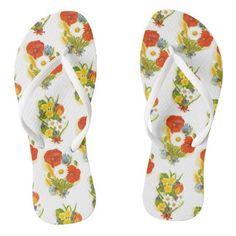 #flower - #Flower Flip-flops Flip Flops