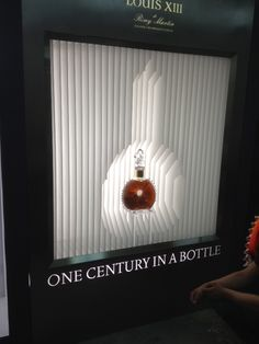 Display for Louis XIII, Remy Martin Cognac