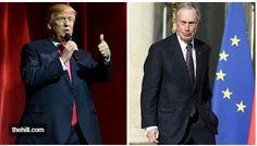 Bloomberg: Trump wil
