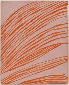 """nobrashfestivity: """" Louise Bourgeois Untitled, 1965 Gouache on pink card more """" Louise Bourgeois, Textures Patterns, Print Patterns, Verde Vintage, Illustration Art, Illustrations, Pink Cards, Textile Prints, Textiles"""