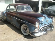 fast n loud 1950 Oldsmobile Coupe Rocket 88