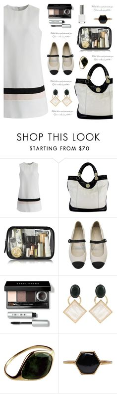 """needing a break"" by countrycousin ❤ liked on Polyvore featuring Chicwish, Jill Stuart, Chanel, Bobbi Brown Cosmetics, Marni, Isabel Marant and Topshop"