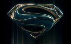 Superman Man of Steel Logo Wallpapers for Laptops Superman Symbol, Superman Art, Superman Man Of Steel, Superman Logo, Superman Stuff, Hd Wallpaper Sites, Wallpapers, Mundo Superman, Superman Tattoos