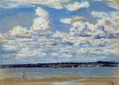 """New artwork made with love for you! - """" An Estuary In Brittany Poster by Boudin Eugene """" - https://ift.tt/2lIb7yZ"""