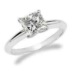 Jareds Jewelry Engagement Rings Princess Cut 46