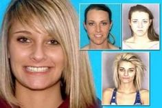 16 Shocking Images Of Crystal Meth Users, Before and After.