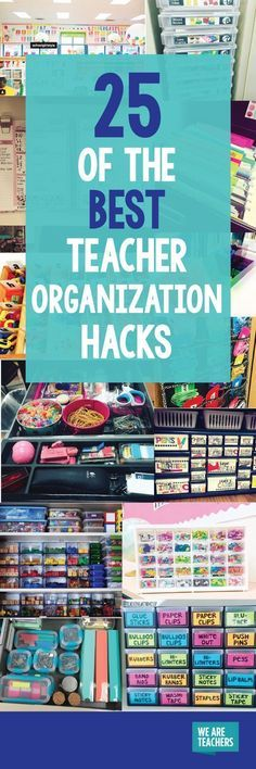 Does excellent teacher organization make your heart skip a beat? Check out these Instagram-ready organized classrooms and be inspired.