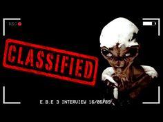 Wikileaks Alien Interview. Death Doesn't Exist. NASA Classified Files. Must See - YouTube