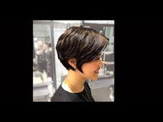 Kenneth Siu - Trendy Short Hair - YouTube