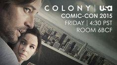 Колония / Colony (1 сезон, 2015) - Трейлер