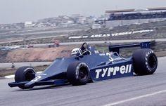 1979 Didier Pironi, Tyrrell 009 Ford