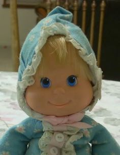 Baby beans doll - my sister had one