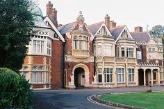 Bletchley Park, London