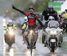 Stefan Küng takes the stage 4 win in Romandie. Jim Cameron, Stage, Pro Cycling, Sport Bikes, Champion, Racing, World, Biking, Sportbikes