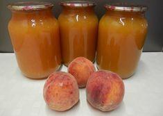 Această rețetă de suc de piersici este fără storcător de fructe și fără sterilizare. Absolut oricine poate pregăti acest suc delicios, bucurându-și familia iarna cu o băutură naturală de casă. INGREDIENTE: -piersici; -50-100 gr de zahăr pentru 1l de suc; -¼ linguriță sare de lămâie pentru 1l de suc. MOD DE PREPARARE: 1.Spălați foarte bine piersicii, apoi îi tăiați bucăți în cratița în care va fierbe sucul. Cu cât mai dulci și gustoși vor fi fructele cu atât mai delicios va fi sucul… Salsa, Thai Dessert, Cantaloupe, Peach, Drinks, Desserts, Catcher, Pickling, Sweets