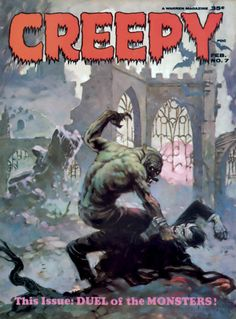 COMIC_creepy_007 #comic #cover #art