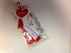 I LOVE Referrals...the perfect Valentine pop-by.