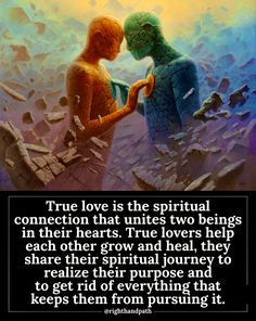 Soulmate Signs, Soulmate Love Quotes, True Love Quotes, Spiritual Love, Spiritual Awakening, Spiritual Quotes, Spiritual Health, Mental Health, Soul Connection