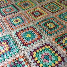 The Patchwork Heart: The Beginners Blanket