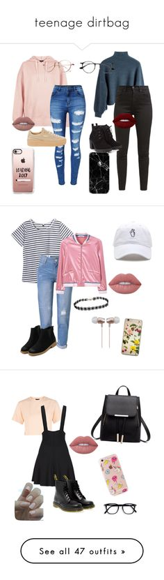 teenage dirtbag by kaya0marie on Polyvore featuring polyvore, fashion, style, New Look, Levi's, WithChic, Red Herring, Puma, Casetify, Ray-Ban, Lime Crime, clothing, MANGO, Cynthia Rowley, Dr. Martens, The Casery, Superdry, Steve Madden, Études, Simone Rocha, Gianvito Rossi, MICHAEL Michael Kors, Ace, Kate Spade, Étoile Isabel Marant, Monki, Vans, STELLA McCARTNEY, Smashbox, Supermaggie, Glamorous, Miss Selfridge, Superga, Eos, Sonix, Sunnylife, Hollister Co., Crate and Barrel, Giuseppe…
