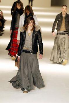 """monsieurcouture: """" Dior Homme F/W 2004 Menswear Paris Fashion Week """""""