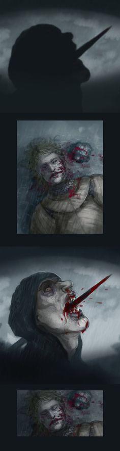 Brienne vs Biter