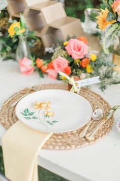 Bold and Buzz-Worthy Wedding Inspo | The Perfect Palette